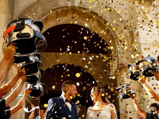 Le mariage de Jerome et Mélodie à Vic-la-Gardiole, Hérault 18