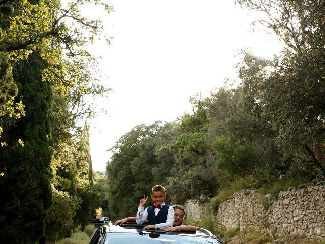 Le mariage de Jerome et Mélodie à Vic-la-Gardiole, Hérault 21