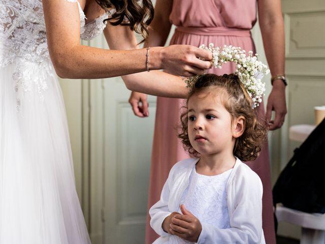 Le mariage de Antoine et Zoé à Anetz, Loire Atlantique 17
