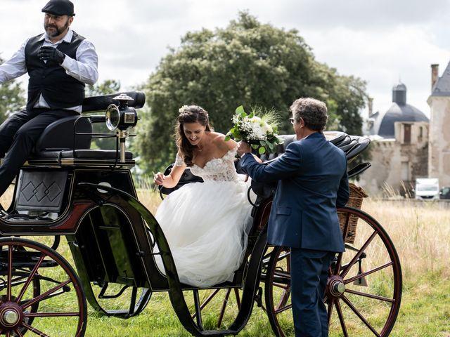 Le mariage de Antoine et Zoé à Anetz, Loire Atlantique 33