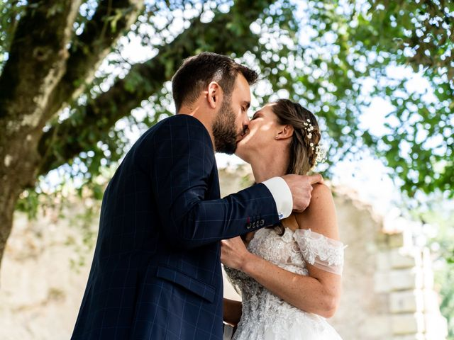 Le mariage de Antoine et Zoé à Anetz, Loire Atlantique 42