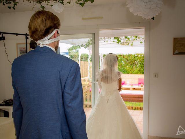 Le mariage de Baptiste et Eirin à Saint-Gilles, Manche 13