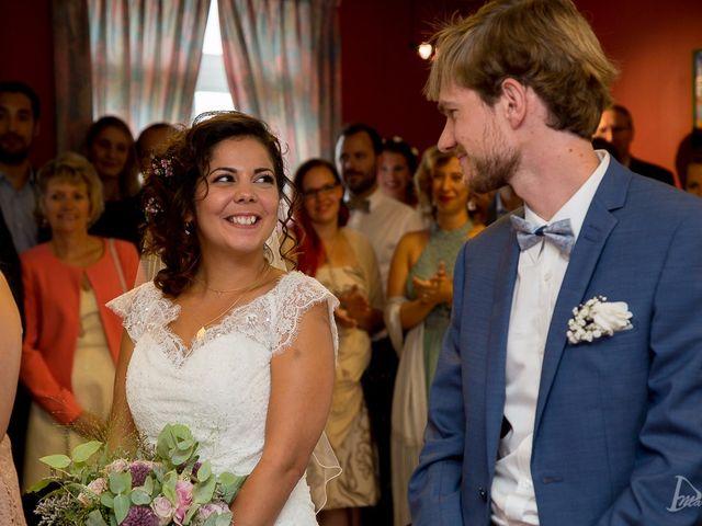 Le mariage de Baptiste et Eirin à Saint-Gilles, Manche 14