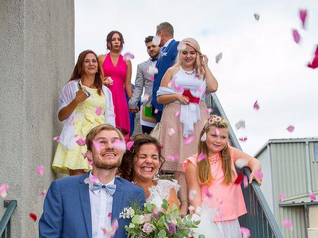Le mariage de Baptiste et Eirin à Saint-Gilles, Manche 15