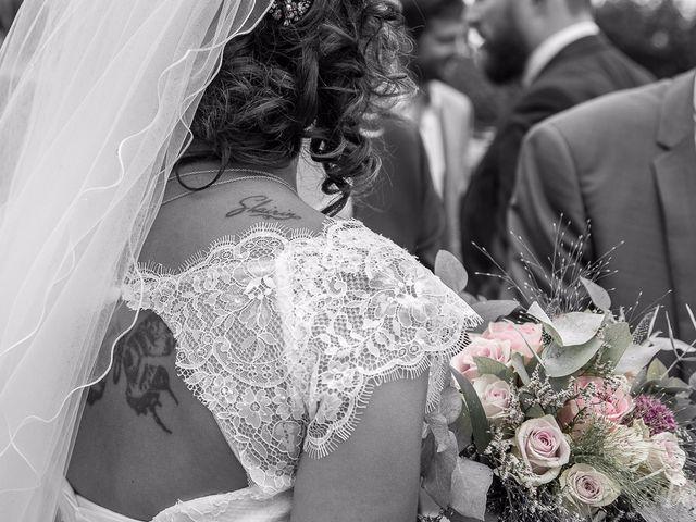 Le mariage de Baptiste et Eirin à Saint-Gilles, Manche 16