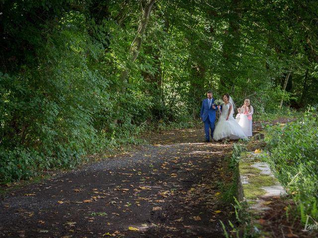 Le mariage de Baptiste et Eirin à Saint-Gilles, Manche 1
