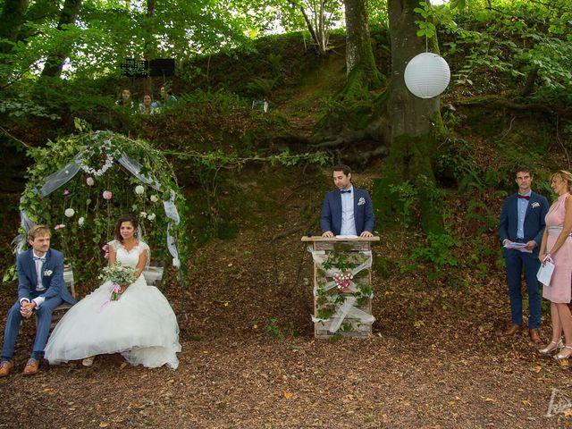 Le mariage de Baptiste et Eirin à Saint-Gilles, Manche 21