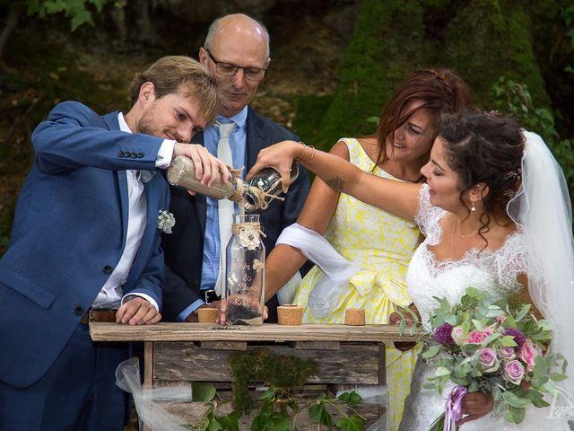 Le mariage de Baptiste et Eirin à Saint-Gilles, Manche 22