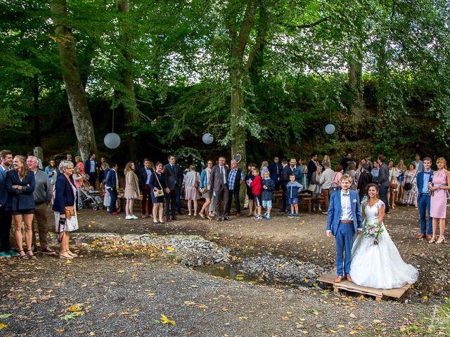 Le mariage de Baptiste et Eirin à Saint-Gilles, Manche 2