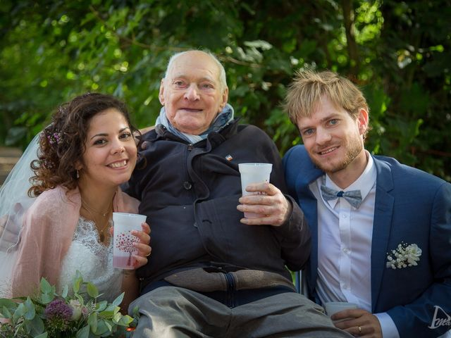 Le mariage de Baptiste et Eirin à Saint-Gilles, Manche 23