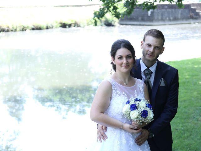 Le mariage de Marie et Steve à Bourg-en-Bresse, Ain 3