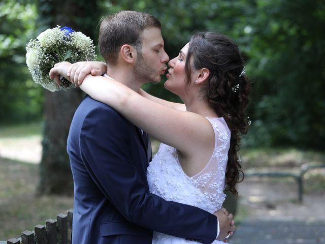 Le mariage de Marie et Steve à Bourg-en-Bresse, Ain 1