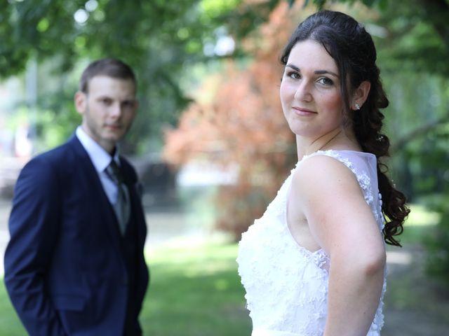 Le mariage de Marie et Steve à Bourg-en-Bresse, Ain 2