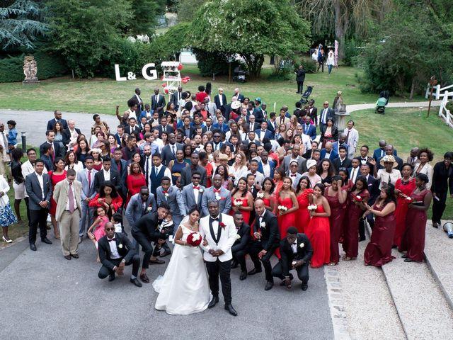 Le mariage de Gilles  et Laetitia à Sainte-Gemme-Moronval, Eure-et-Loir 2
