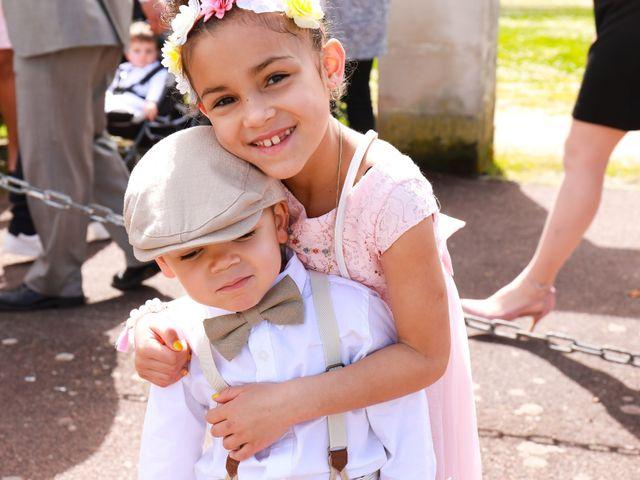 Le mariage de Jonathan et Cynthia à Arsac, Gironde 7