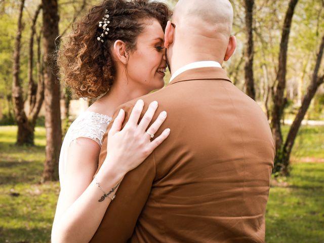 Le mariage de Jonathan et Cynthia à Arsac, Gironde 13