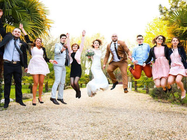 Le mariage de Jonathan et Cynthia à Arsac, Gironde 14