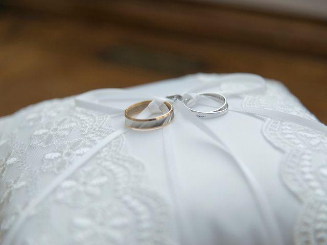 Le mariage de Yannick et Férial à Roiffieux, Ardèche 1