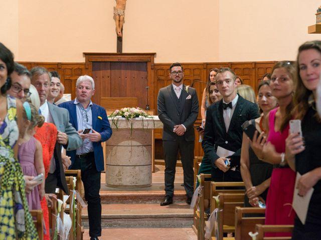 Le mariage de Yannick et Férial à Roiffieux, Ardèche 20