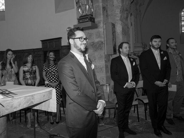 Le mariage de Yannick et Férial à Roiffieux, Ardèche 24