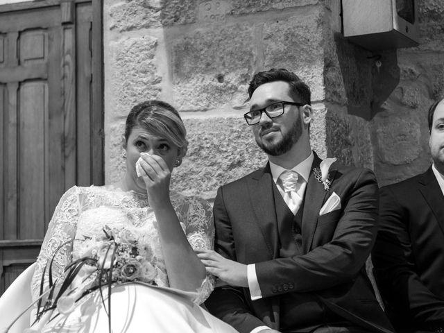 Le mariage de Yannick et Férial à Roiffieux, Ardèche 25