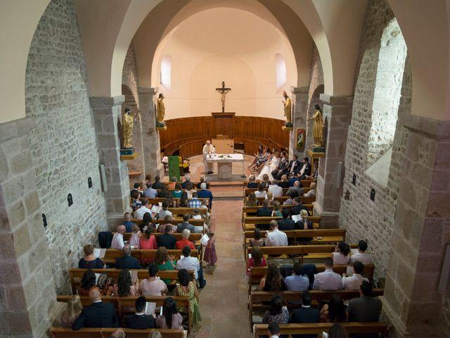 Le mariage de Yannick et Férial à Roiffieux, Ardèche 26