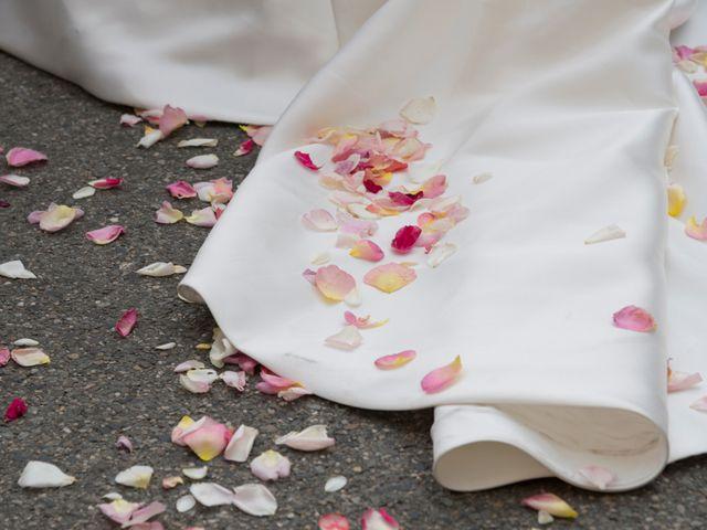 Le mariage de Yannick et Férial à Roiffieux, Ardèche 29