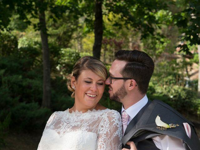Le mariage de Yannick et Férial à Roiffieux, Ardèche 33