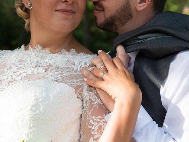 Le mariage de Yannick et Férial à Roiffieux, Ardèche 35
