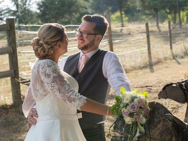 Le mariage de Férial et Yannick
