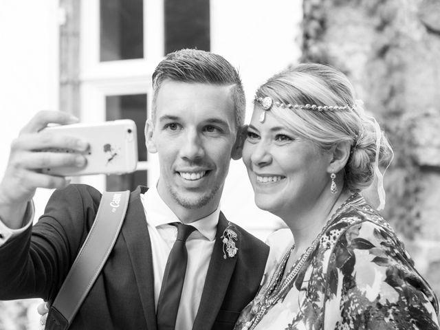 Le mariage de Yannick et Férial à Roiffieux, Ardèche 43