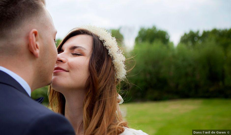 Le mariage de Valentin et Zélie à Halluin, Nord