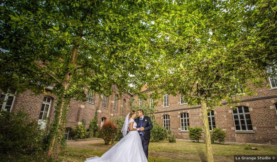 Le mariage de Fréderic et Gaëlle à Cambrai, Nord