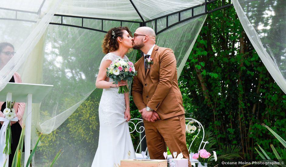 Le mariage de Jonathan et Cynthia à Arsac, Gironde