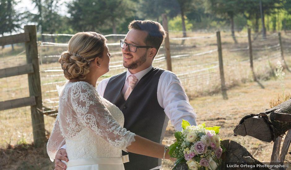 Le mariage de Yannick et Férial à Roiffieux, Ardèche