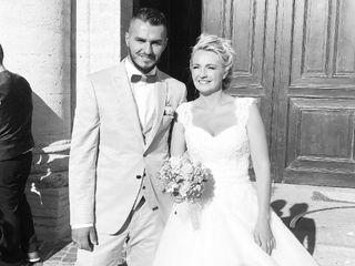 Le mariage de Emilie  et Rudy