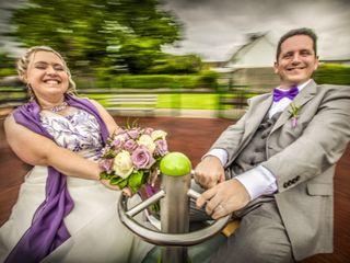 Le mariage de Cathy et Michael