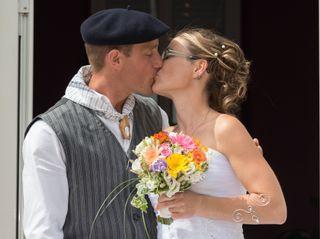 Le mariage de Séverine et Johan