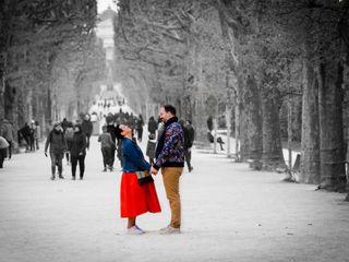 Le mariage de Isabelle et Sébastien 1