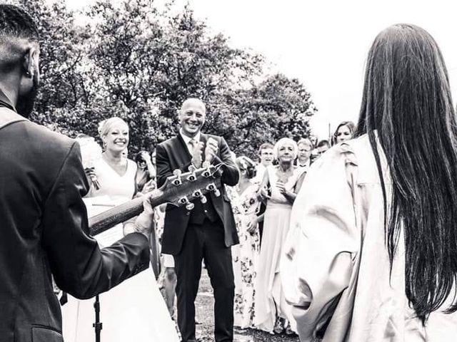 Le mariage de   Arnaud  et Marie-Laure   à Cusance, Doubs 3