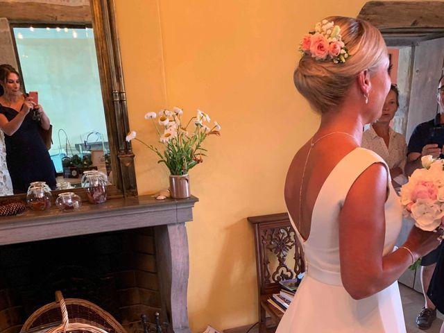 Le mariage de   Arnaud  et Marie-Laure   à Cusance, Doubs 5