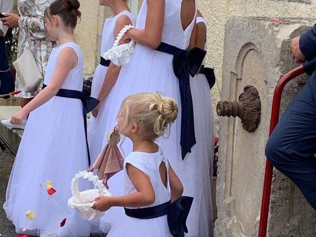 Le mariage de   Arnaud  et Marie-Laure   à Cusance, Doubs 11