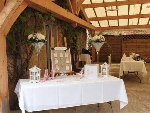 Le mariage de   Arnaud  et Marie-Laure   à Cusance, Doubs 2