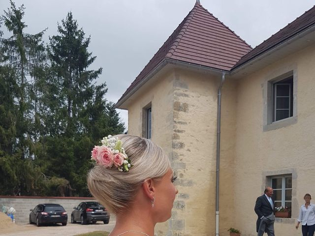 Le mariage de   Arnaud  et Marie-Laure   à Cusance, Doubs 17