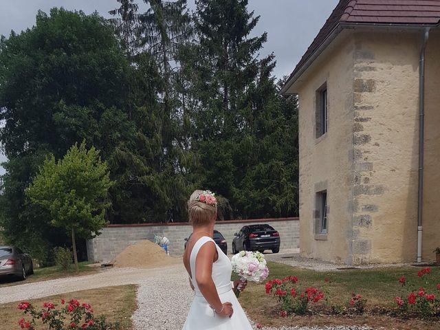 Le mariage de   Arnaud  et Marie-Laure   à Cusance, Doubs 18