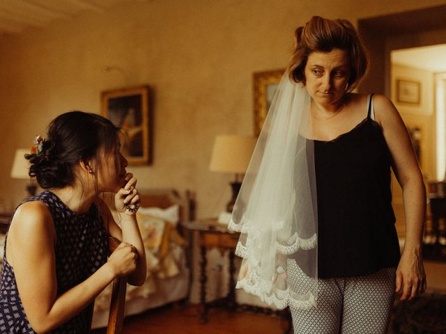 Le mariage de Antoine et Laure à Condom, Gers 15