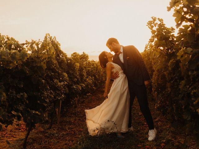 Le mariage de Laure et Antoine