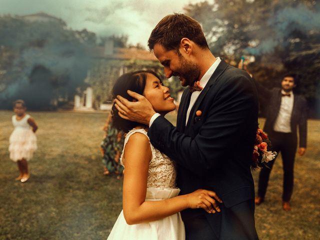 Le mariage de Antoine et Laure à Condom, Gers 31