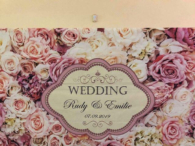 Le mariage de Rudy et Emilie  à Sorgues, Vaucluse 8