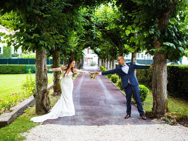 Le mariage de Christophe et Laurie à Villenoy, Seine-et-Marne 16